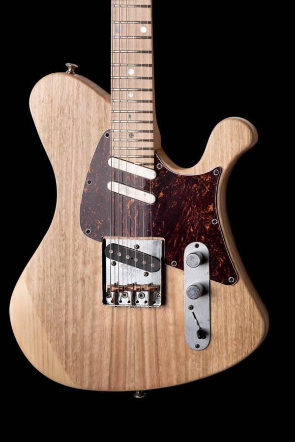 Guitarra Arnoia Cuerpo