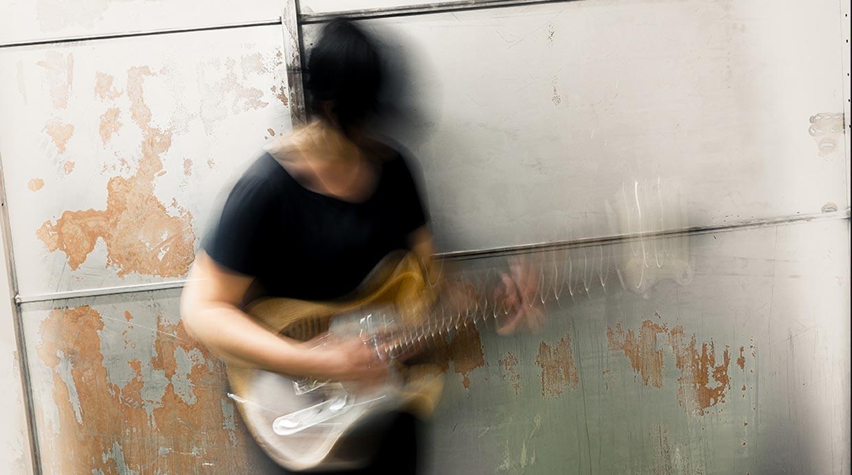 Carlos Sabrafén Luthier guitarra