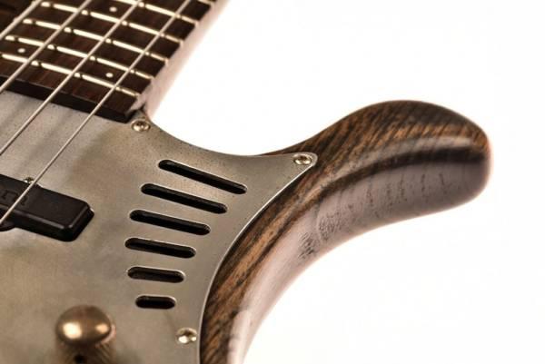 Bajo Basstian Sabrafén Luthier 3