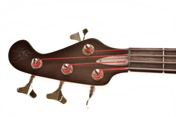 Bajo Basstian Sabrafén Luthier 5